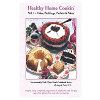 vegan cake and other desserts cookbook