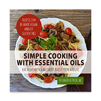 essential oils cookbook