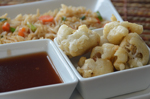 sweet n sour chicken balls